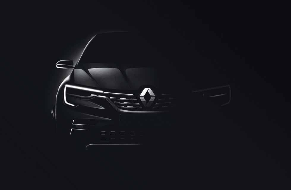 Renault teases new global C-segment crossover ahead of Moscow Motor Show debut