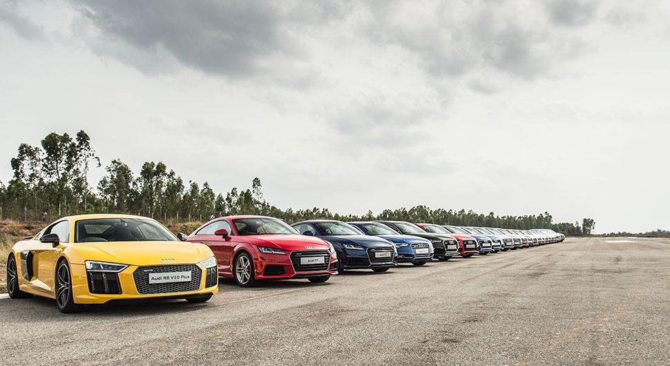 Audi Driving Experience. Conviértete en un piloto profesional