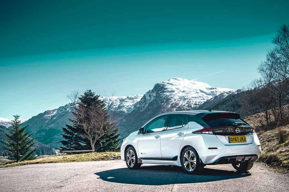 Electric vehicles carry insurance penalty