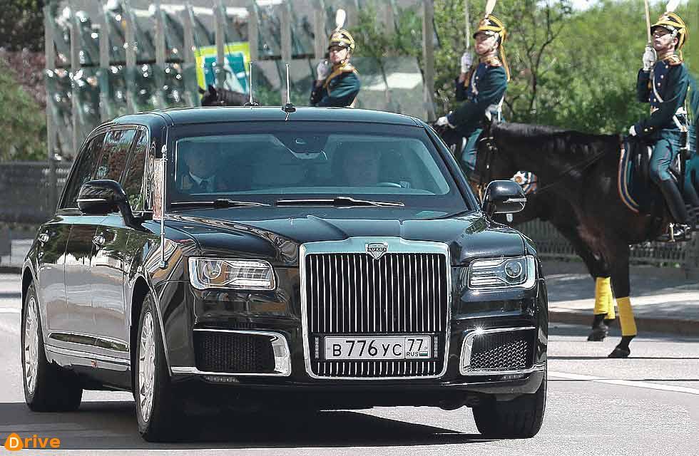 Putin S'è Fatto La Limousine
