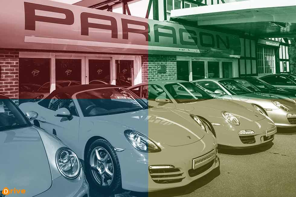 Paragon-Porsche