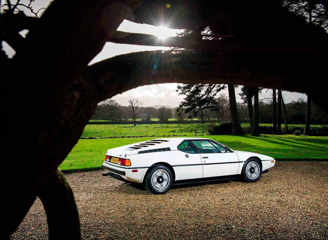 Owning a BMW M1 E26