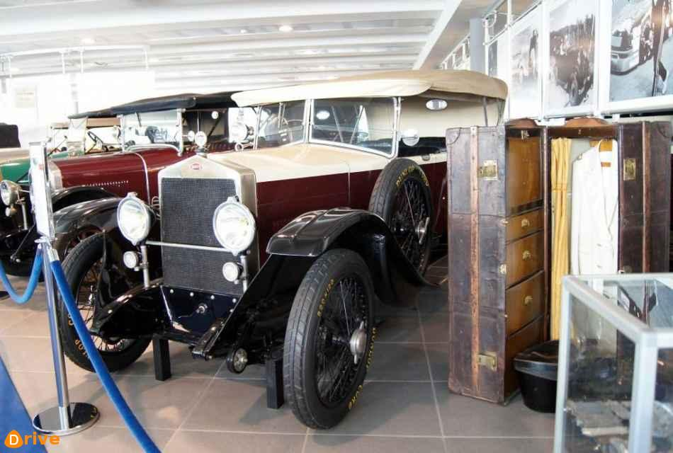1924 Diatto Tipo 20A Torpedo