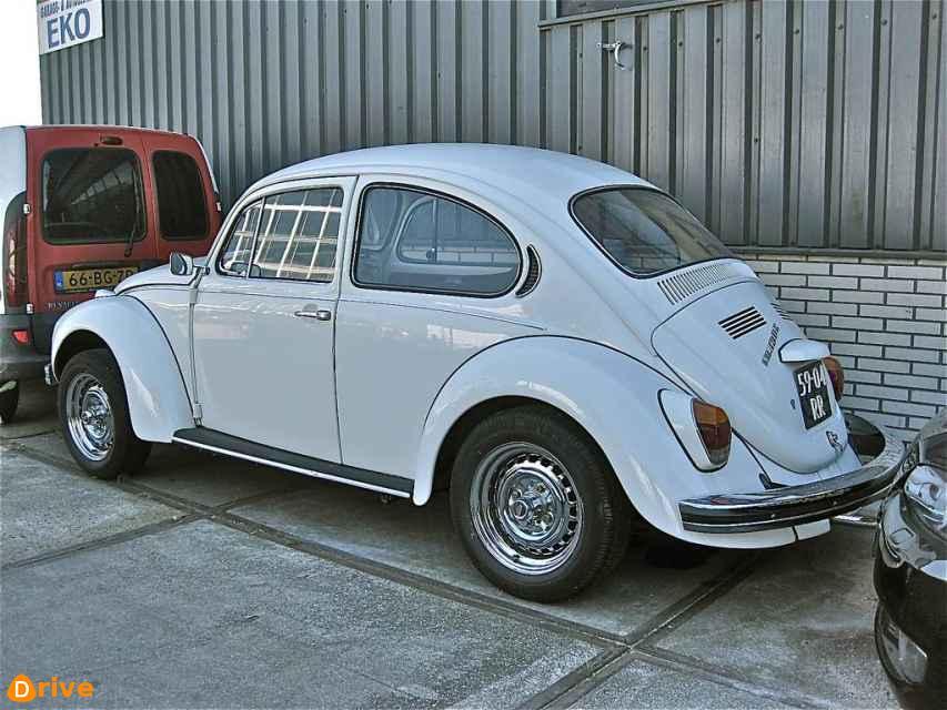1972 Volkswagen 1302 L les dernières