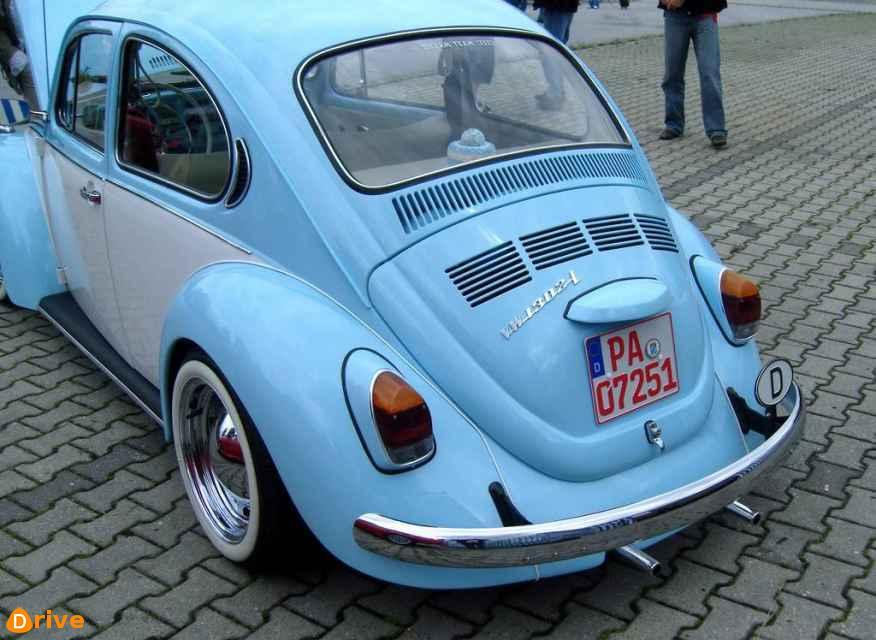 1972 Volkswagen 1302 L