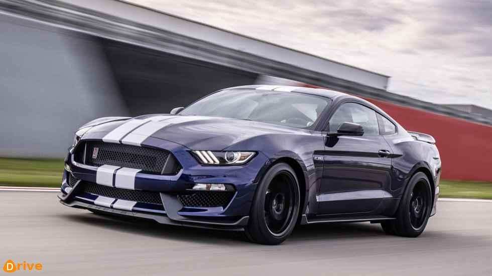 2019 Ford Mustang Shelby GT350 01