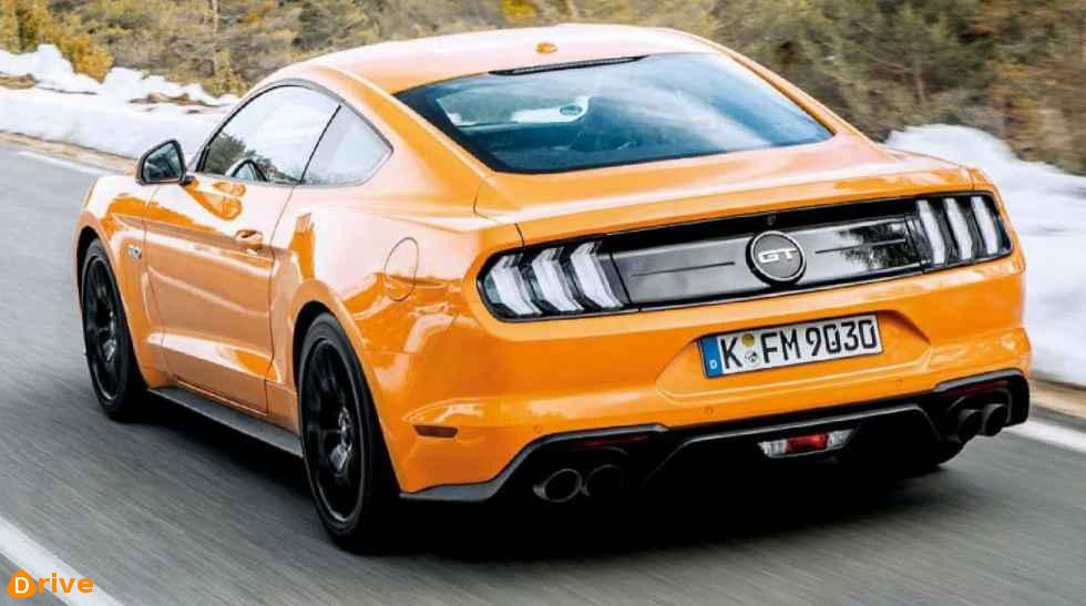 2019 Ford Mustang Shelby GT350 03