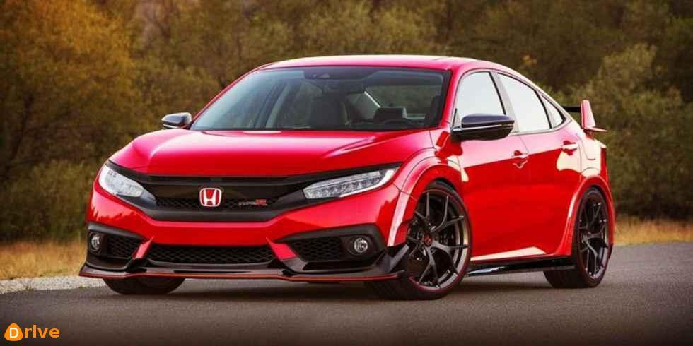 2019 Honda Civic Type R 01