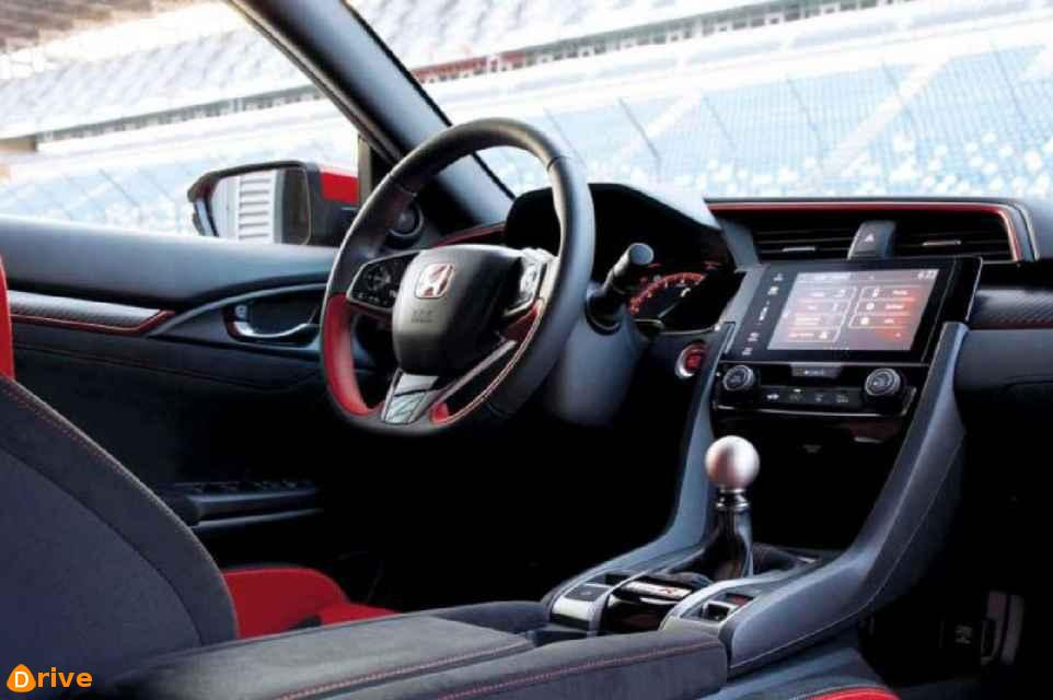 2019 Honda Civic Type R 03