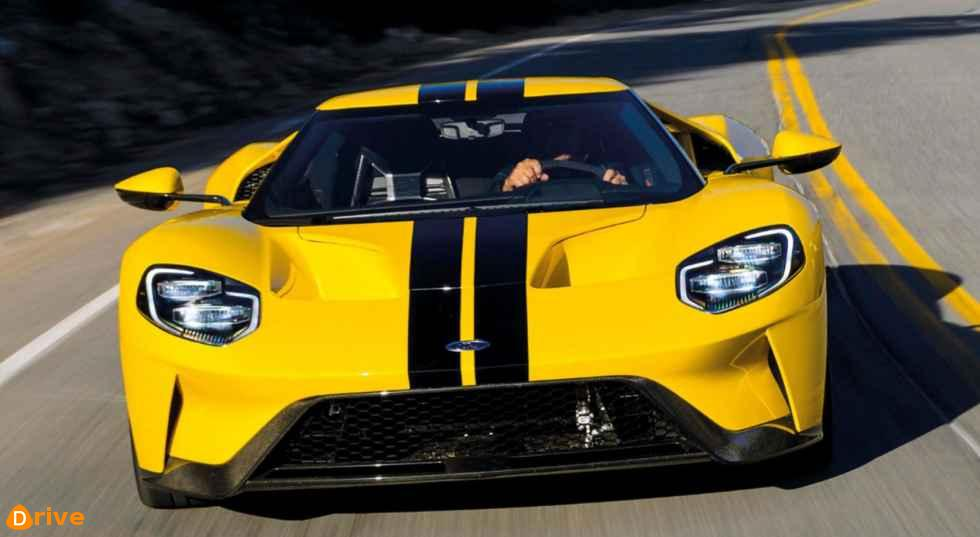 2019 ford GT40 01