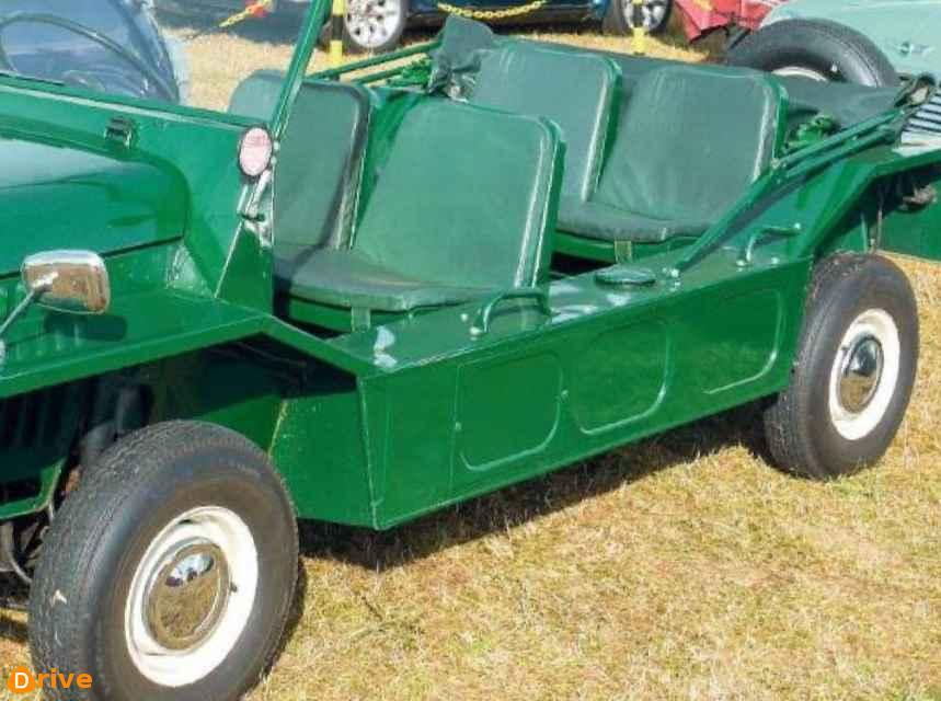 1964 Mini Moke