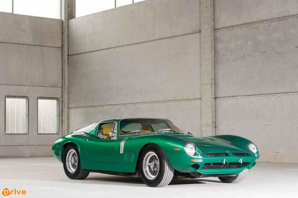 1966 Bizzarrini 5300 GT Strada