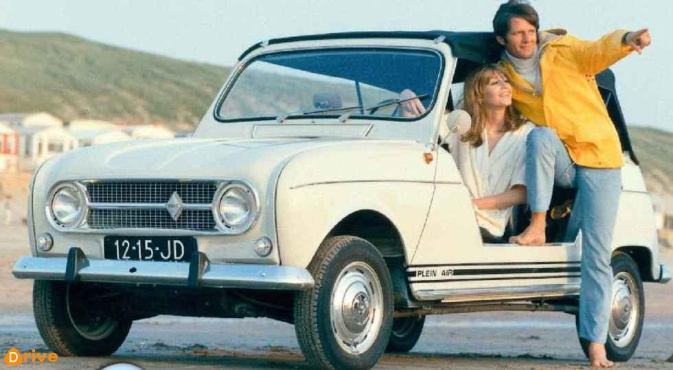 1970 Renault 4 Plein Air