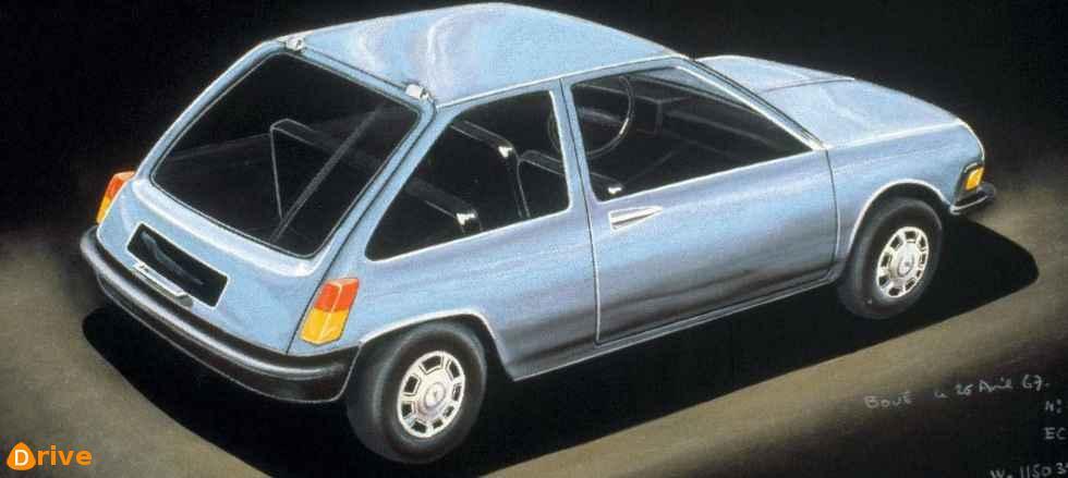 1974 Renault 5