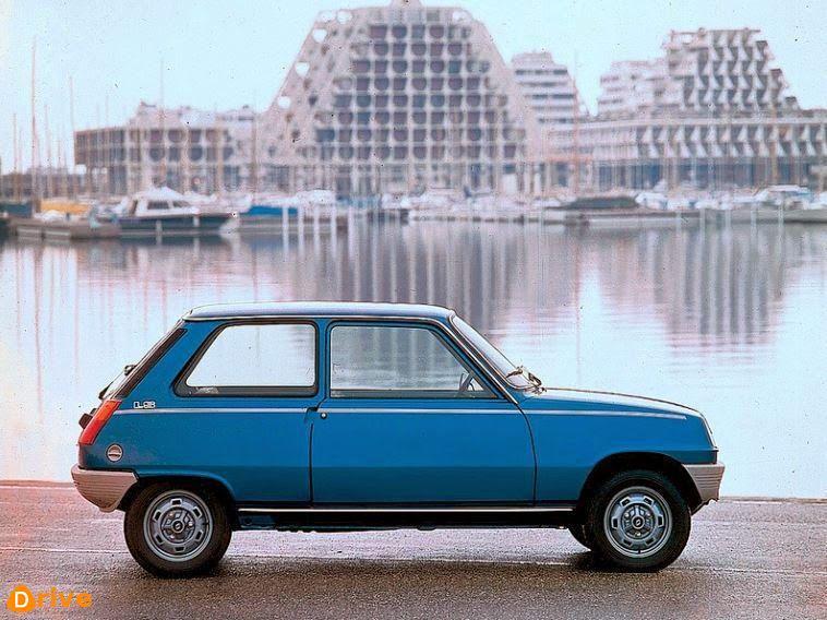 1974 Renault 5 LS