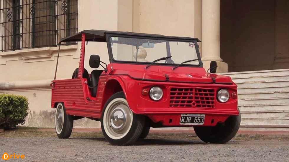1975 Citroën Mehari