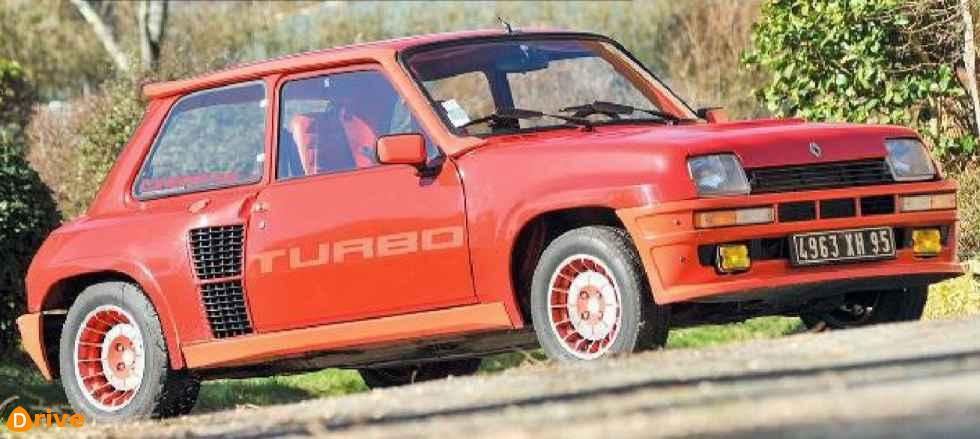 R5 Turbo Le Monstre