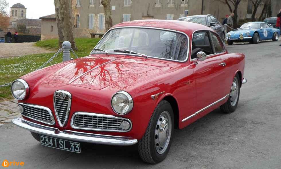 1964 Alfa Romeo Giulietta Sprint