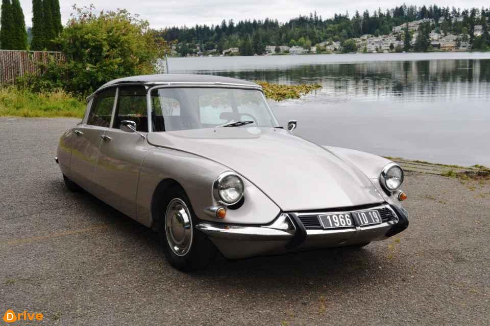 1966 Citroën DS 19