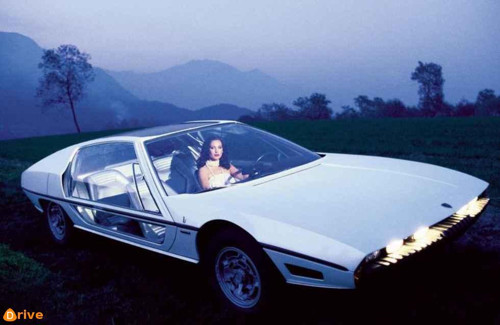 1967 Lamborghini Marzal extérieur