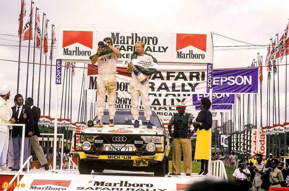 1987 Audi 200 Quattro C3