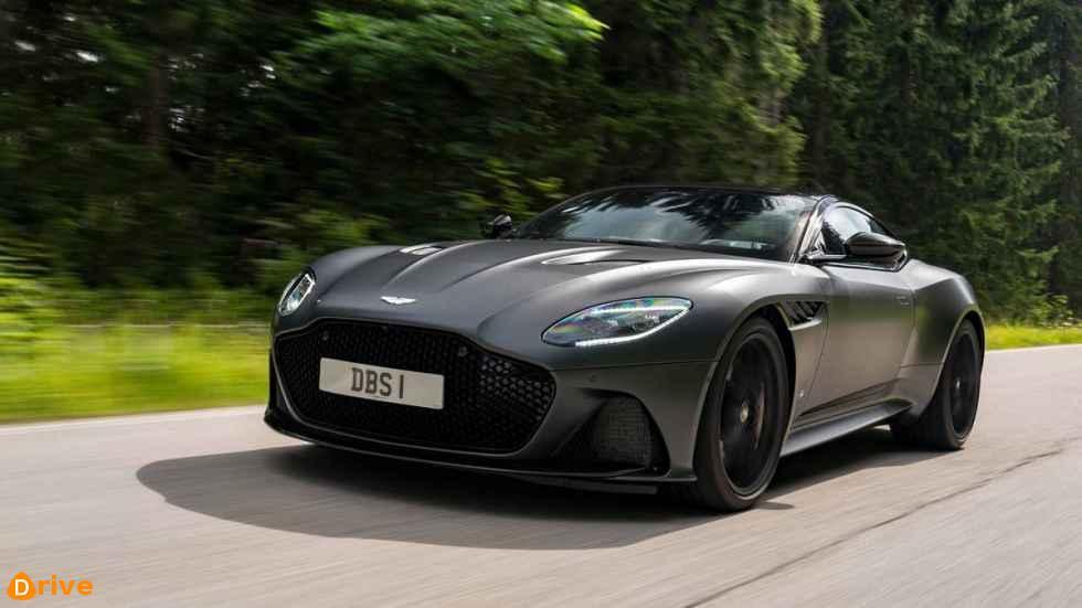 2019 Aston Martin DBS Superleggera 03