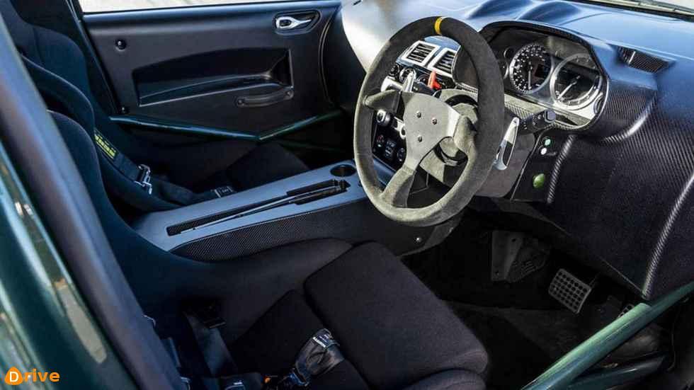 2019 Aston Martin Cygnet V8 interior