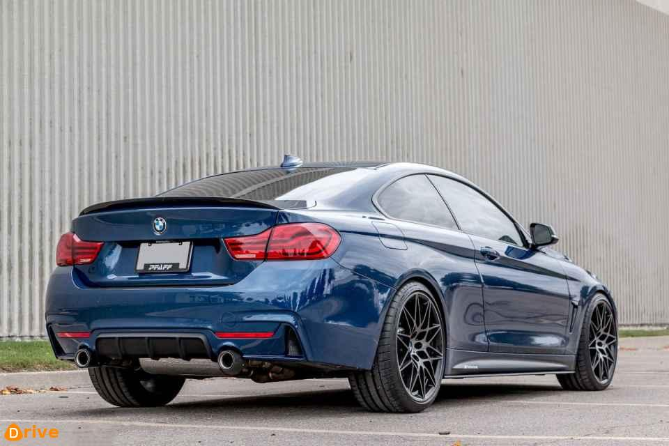 2019 BMW 4 Series 440i M Performance F32