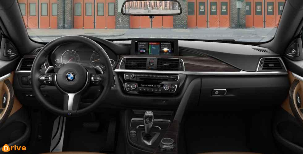 2019 BMW 4 Series 440i M Performance F32 interior