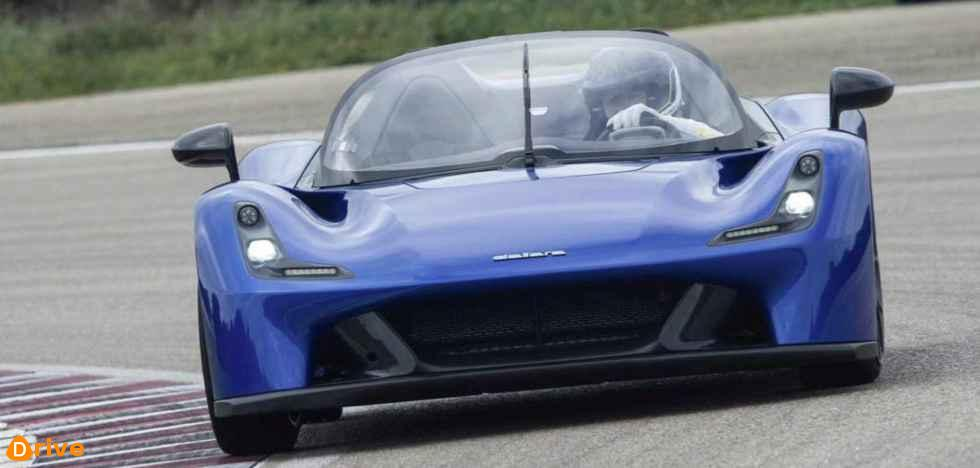 New 2019 Dallara Stradale