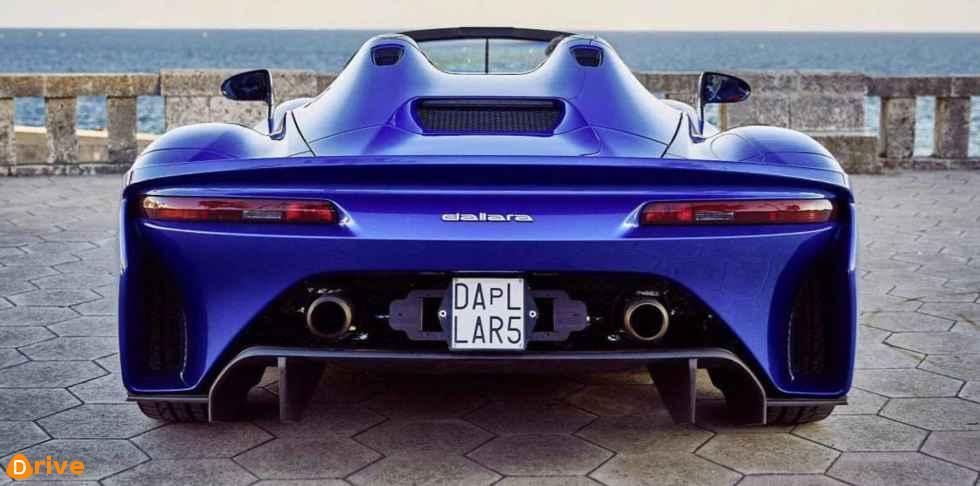 2019 Dallara Stradale