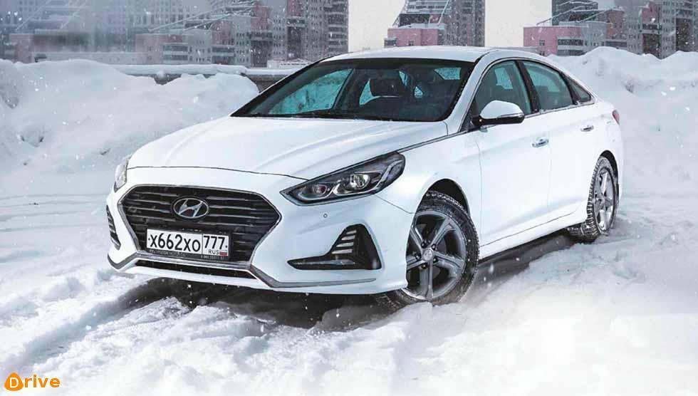 2018 Hyundai Sonata: тест драйв