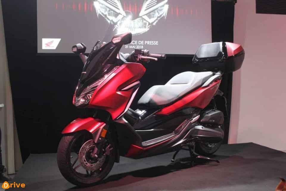 2019 Honda Forza 125