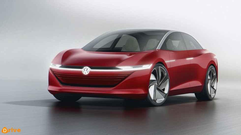 2020 Volkswagen I.D. VIZZION