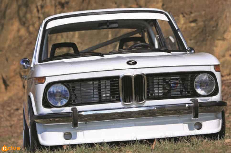 1975 BMW 1602 E21