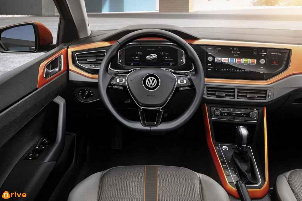 2019 VW T Cross interior