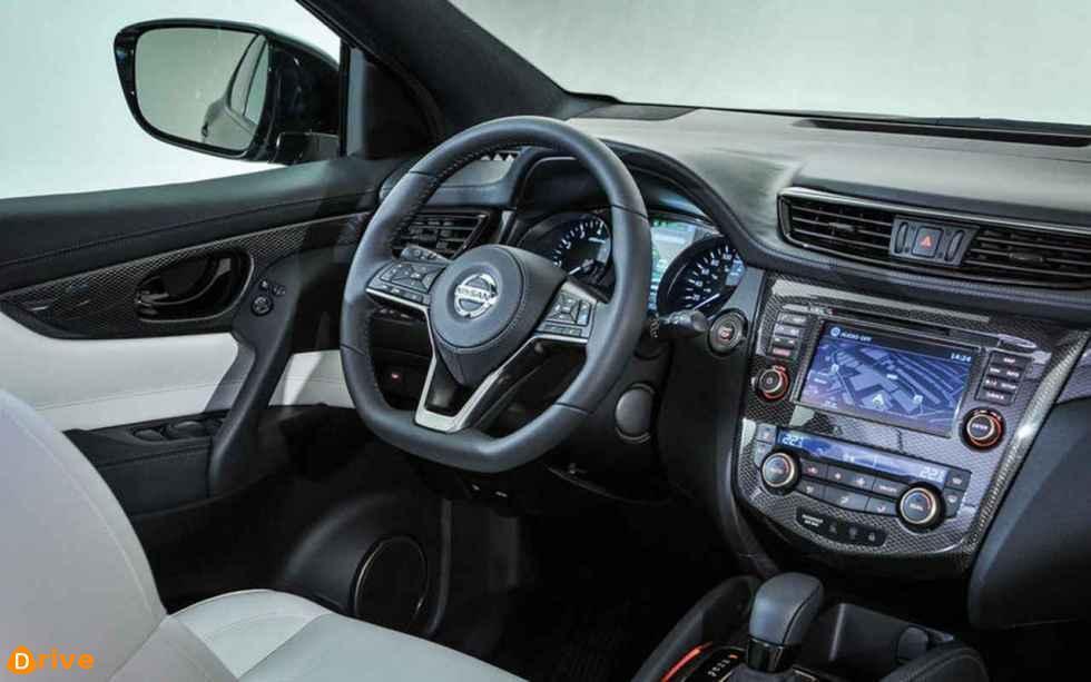 2019 Nissan Qashqai Interior