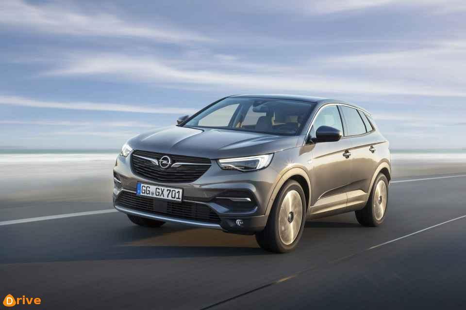 2019 Opel Grandland X 1.5 Diesel