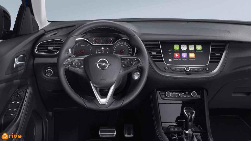 2019 Opel Grandland X 1.5 Diesel interior