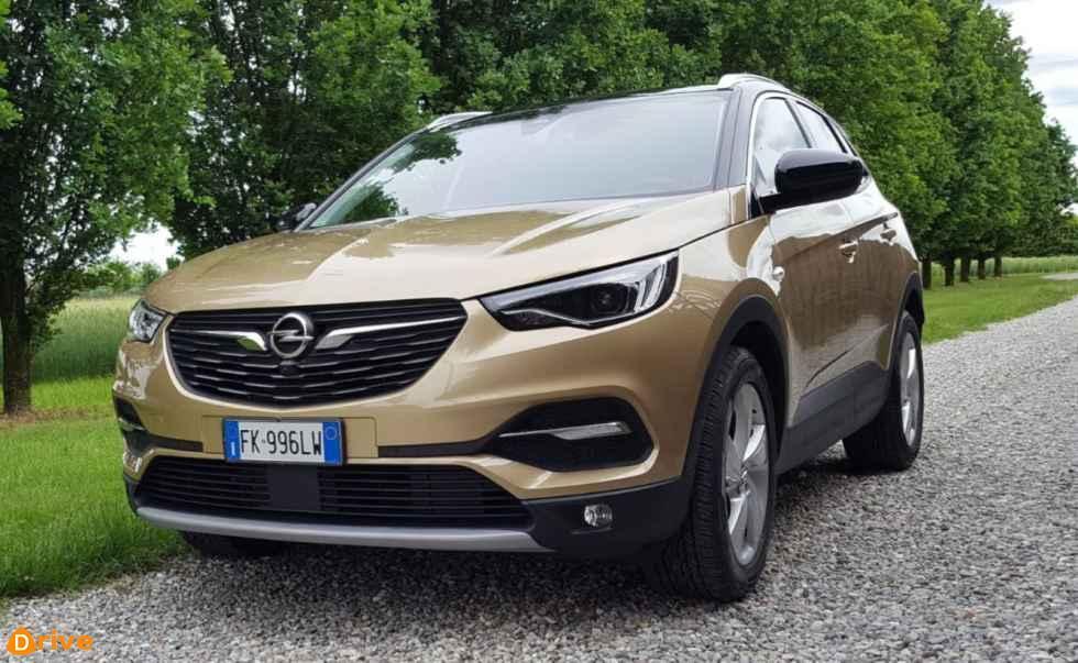 2019 Opel Grandland X Turbo D