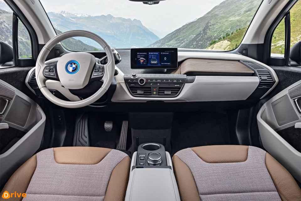 2020 Bmw i3 interior