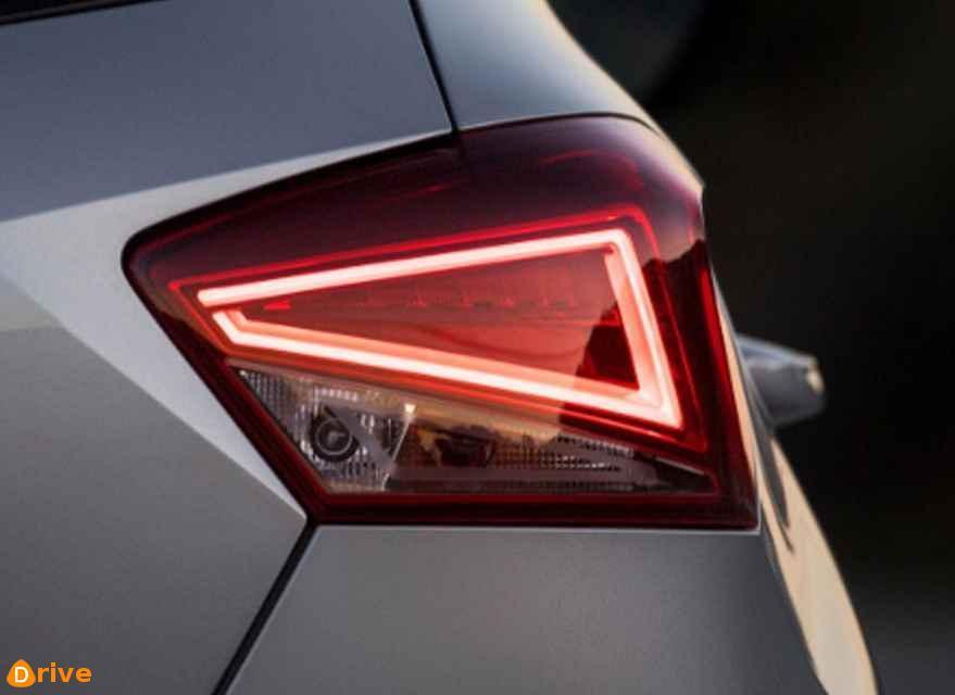 2019 Seat Ibiza backlight