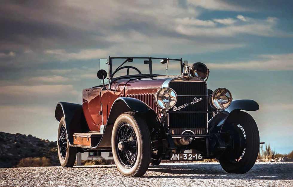 1924 Hispano-Suiza H6B