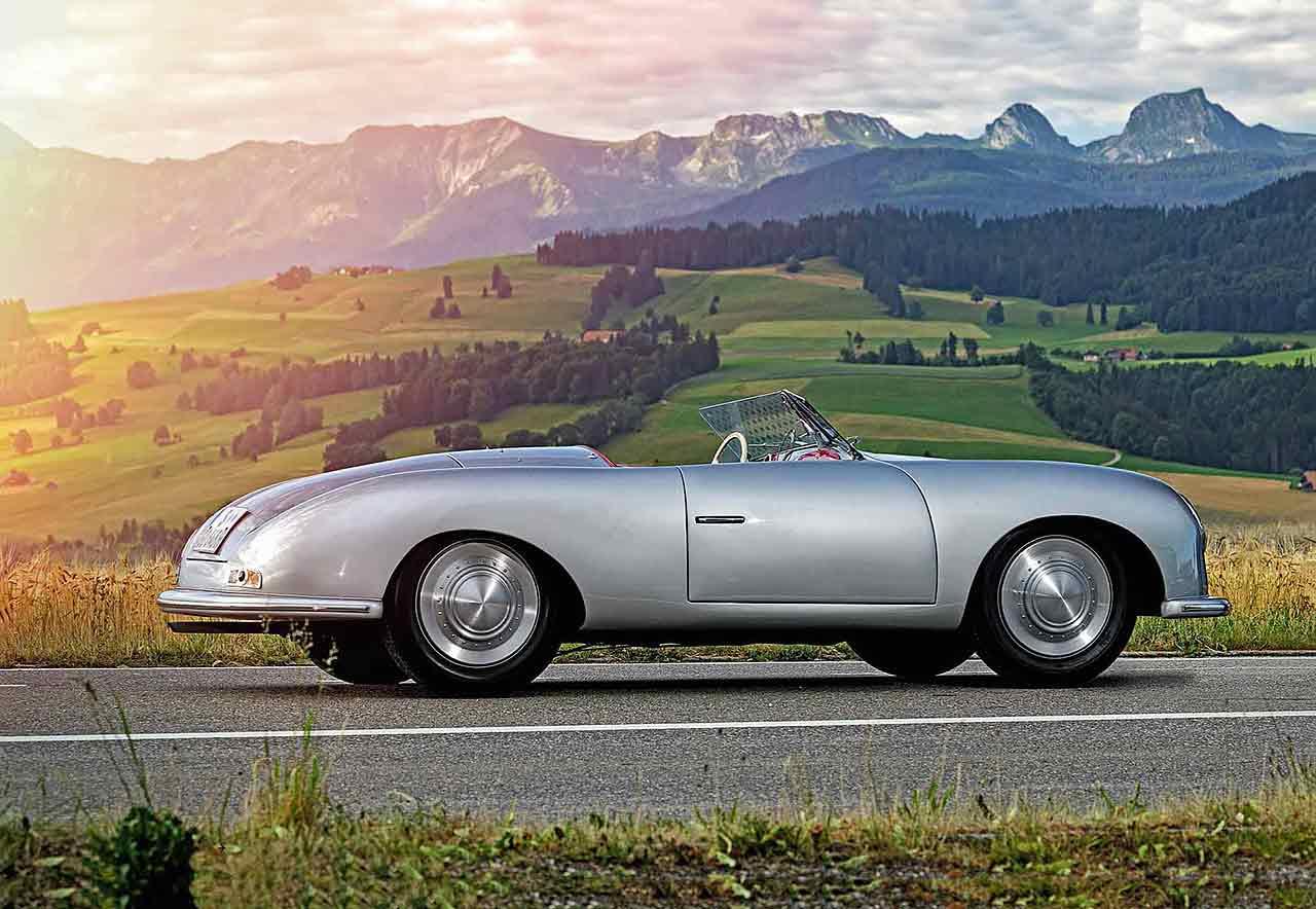 1948 Porsche 356 Number One