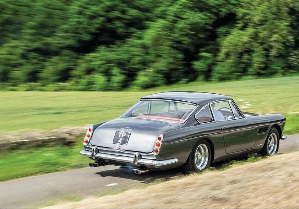 1960 Ferrari 250 GTE 2+2 road test
