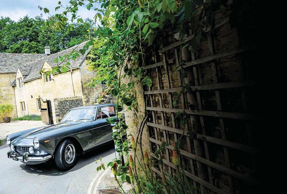 1960 Ferrari 250 GTE 2+2