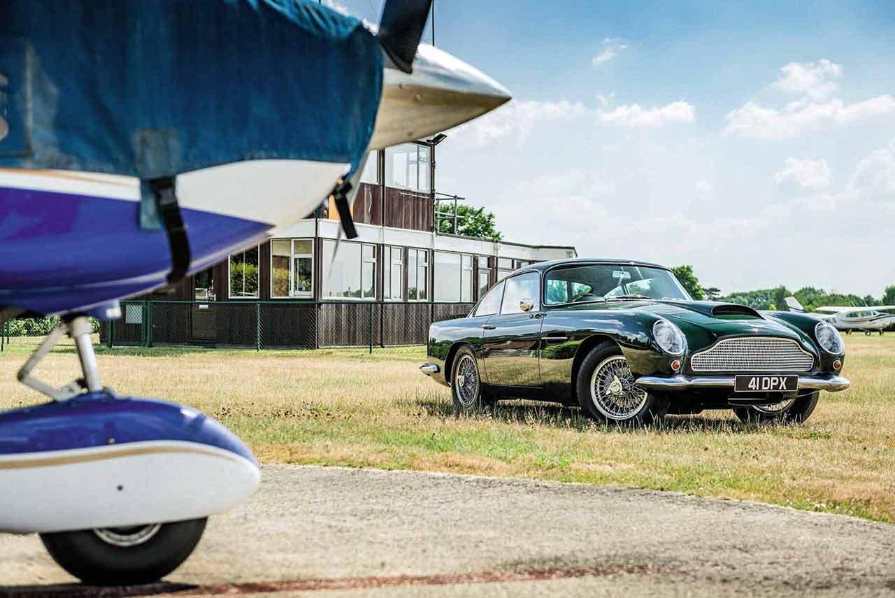 Peter Sellers' 1961 Aston Martin DB4 GT
