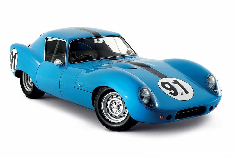 1961 Elfin GTS Coupé
