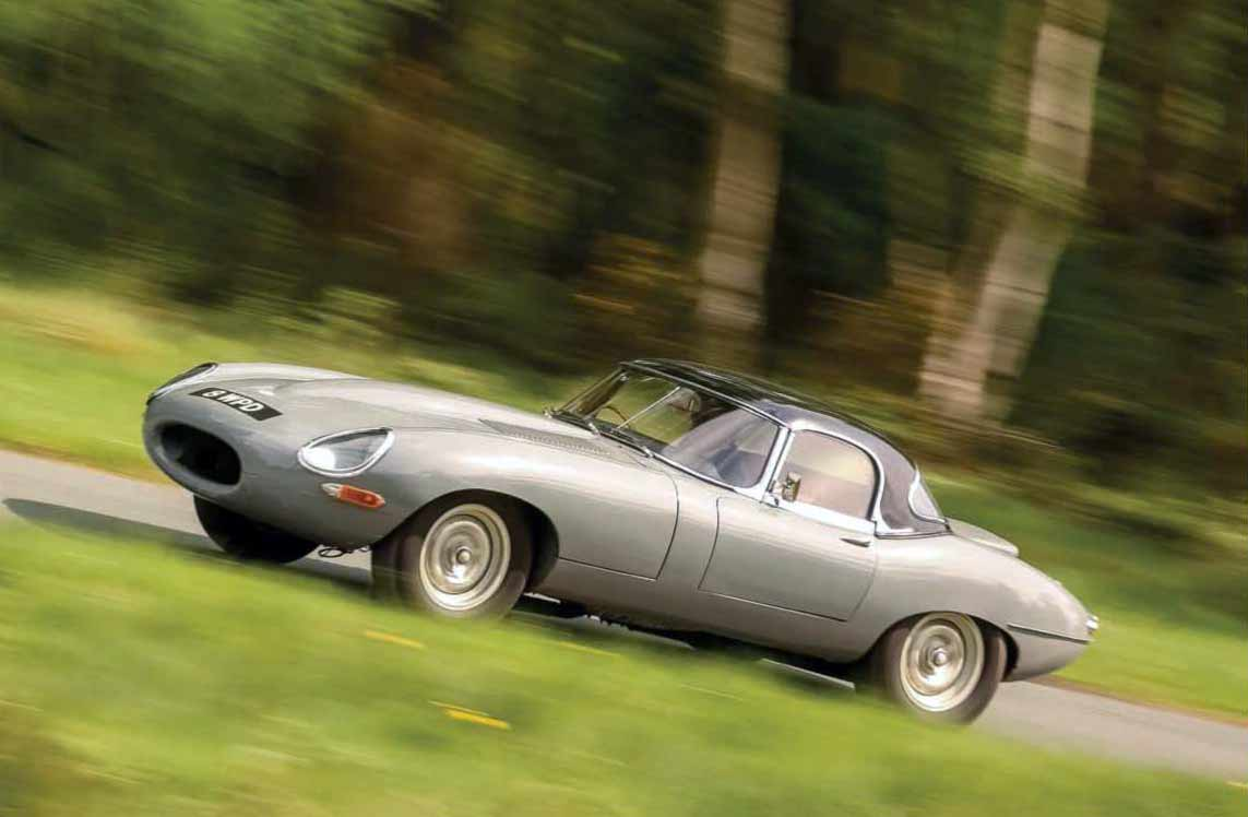 1964 Jaguar E-type Lightweight spec