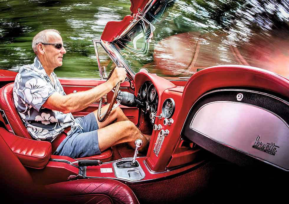 1967 Corvette Roadster C2 - road test